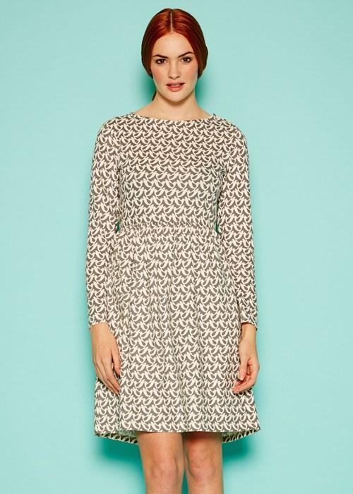 orla-kiely-birdwatch-gathered-dress-in-grey-66e15d947bd4