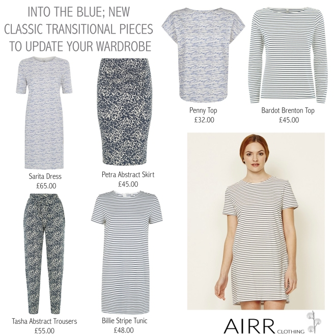 Update your basics from a selection of organic cotton pieces from the new People Tree Collection