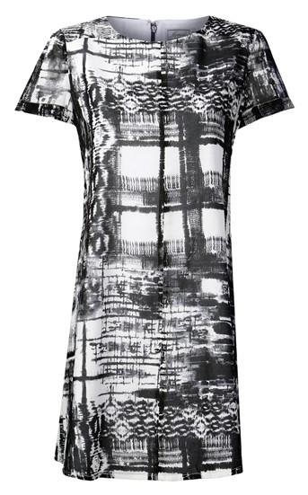 Komodo Zina Paint Print Dress Was £65.00 Now £45.00