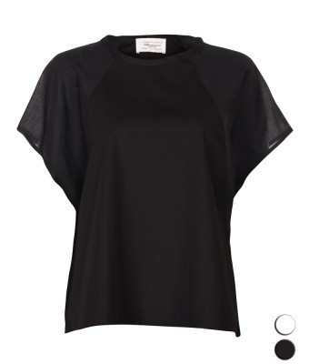 The Beaumont Organics Becca Luxury Cotton Top Was £79.00 Now £52.00