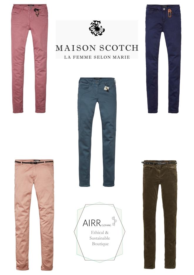 Maison Trousers