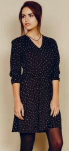 Minna Dot dress £60