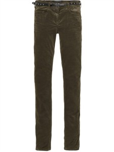 Velvety comfort in Moleskin , Maison Scotch £114.00