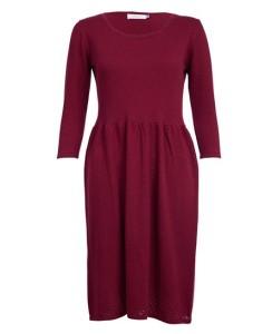 Bibico Classic Cherry Red Midi Dress £85.00