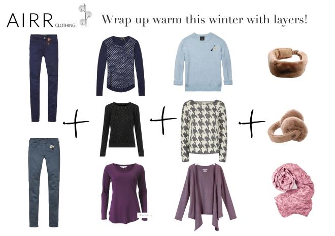 Wrap Up Warm!