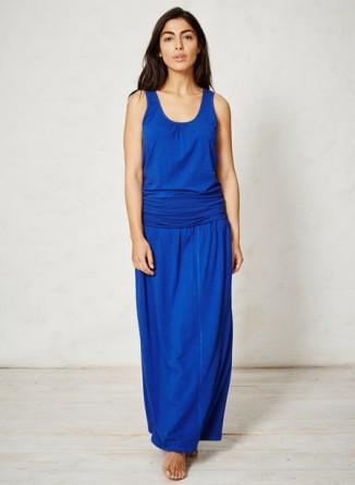 wsb2622-farah-bamboo-maxi-skirt-lagooon-blue-front